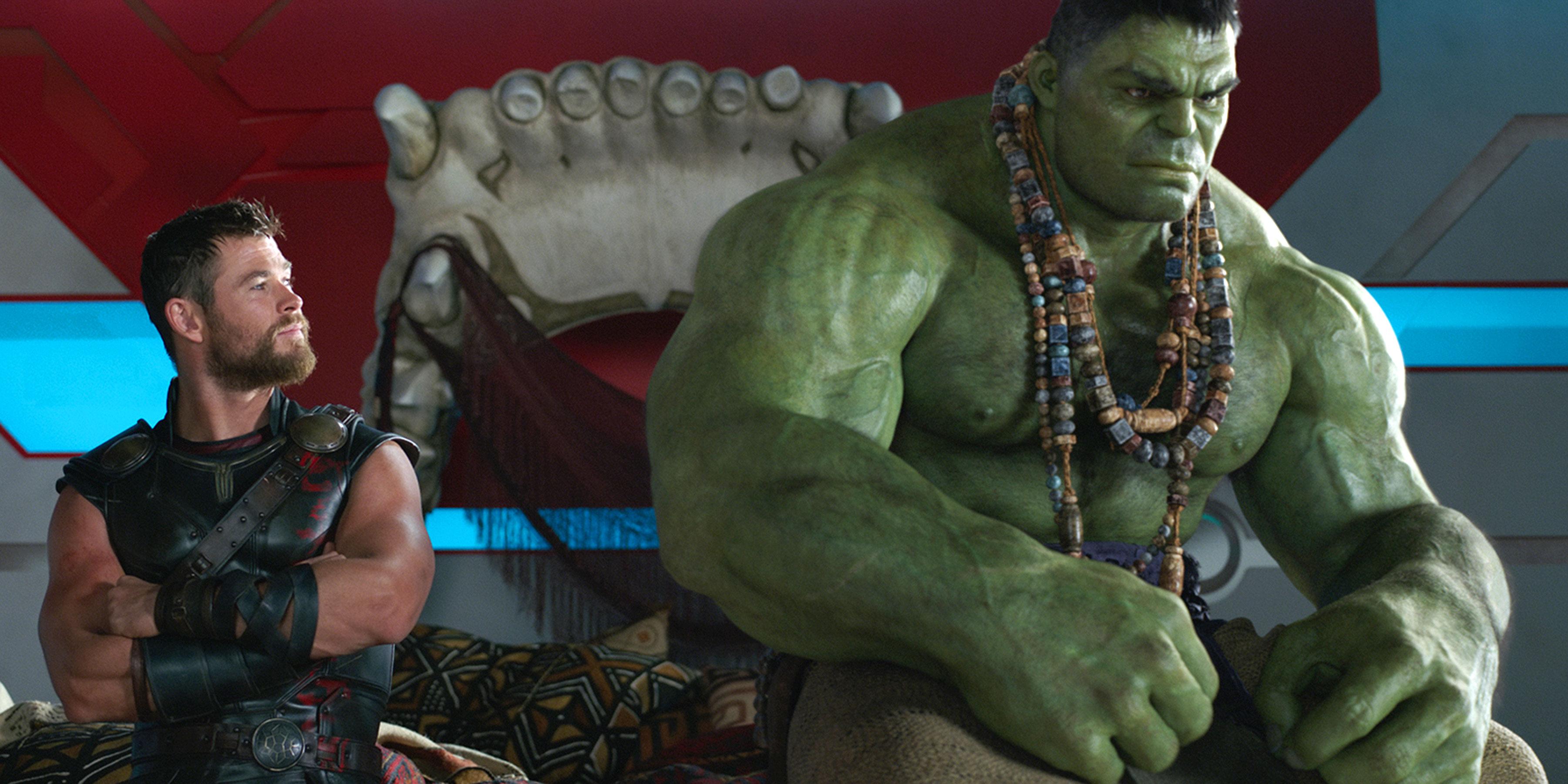 ragnarok Hulk Thor 4 Taika Waititi