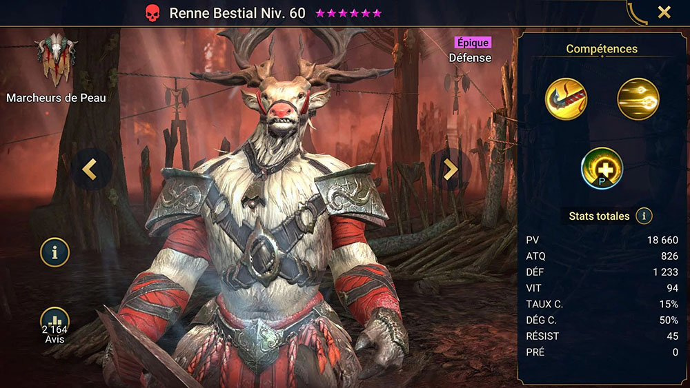 rennebestial raid shadow legends