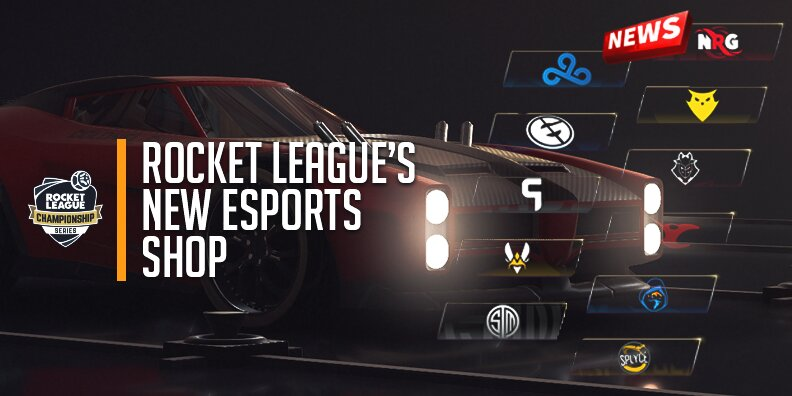 rocket league esport