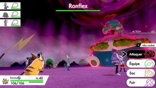 ronflex gigamax