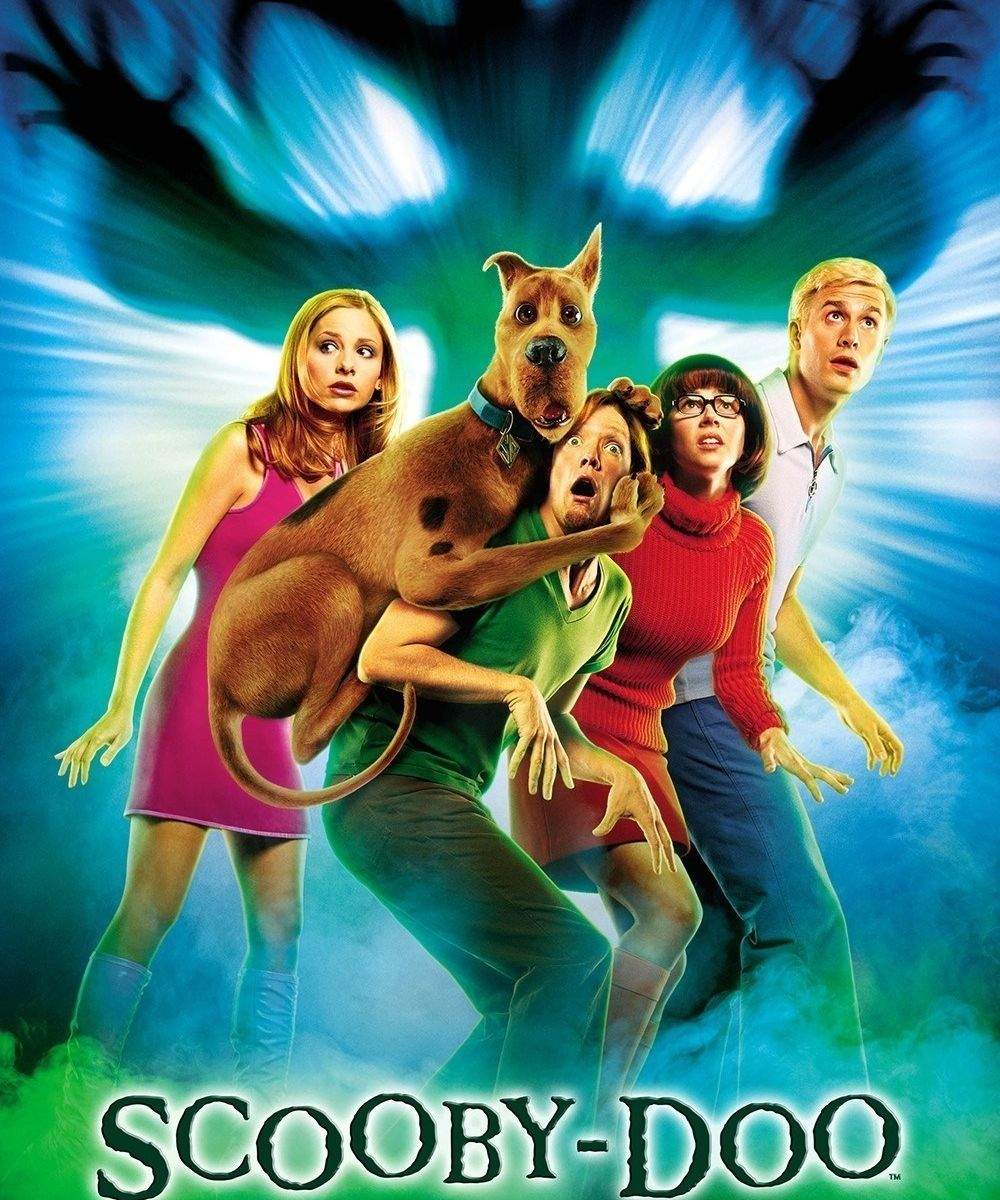 scooby doo affiche film 2004 live action