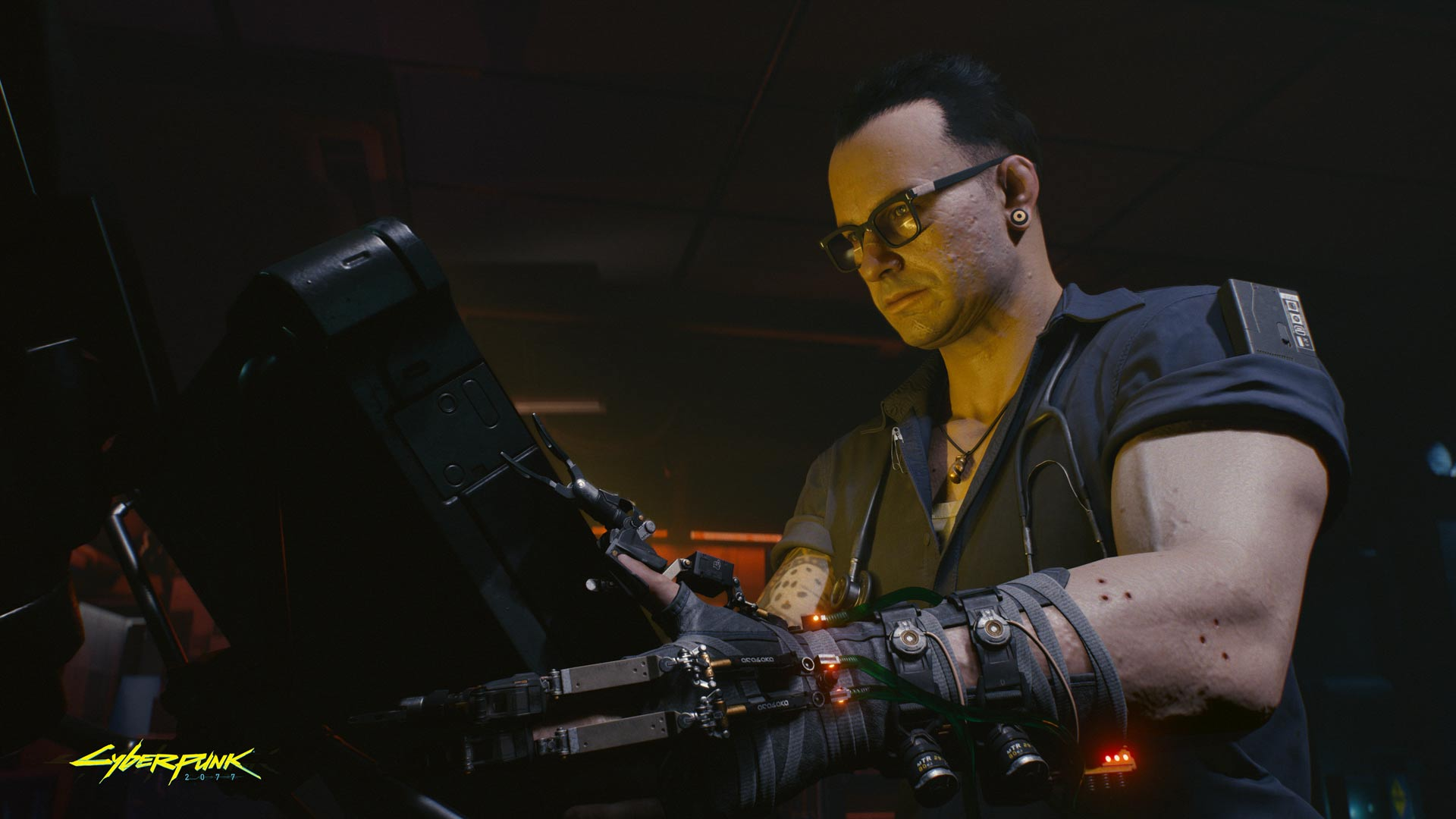 Cyberpunk 2077 complet Read Dead Redeption 2 image