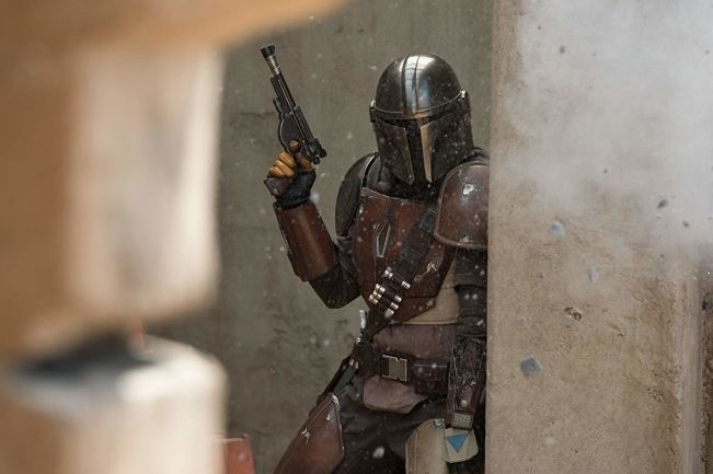 star wars the mandalorian chasseur de prime