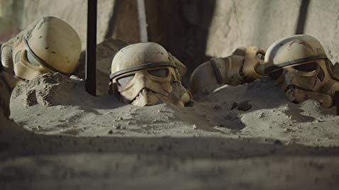 star wars the mandalorian stormtrooper pique