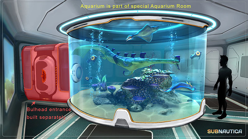 how to get to the second degassi habitat in subnautica