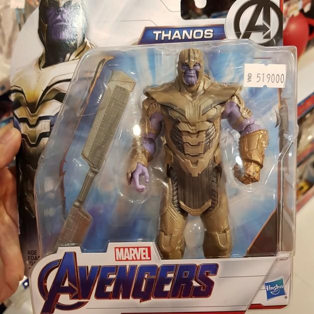 thanos figurine espace avengers endgame