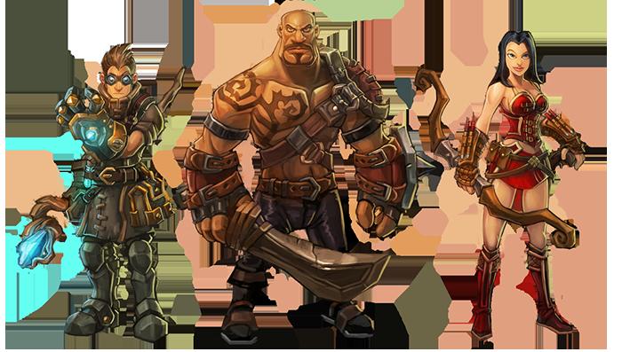 torchlight 1 classes personnages gratuit egs