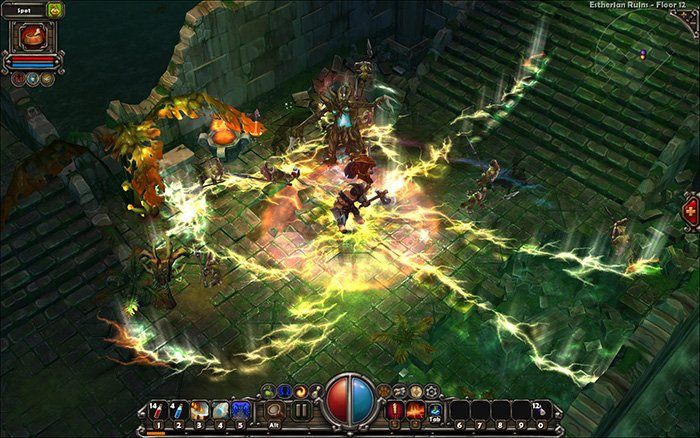 torchlight 1 screenshots modes de jeu egs