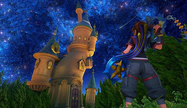 tour mysterieuse kh3 kingdom hearts tous les mondes