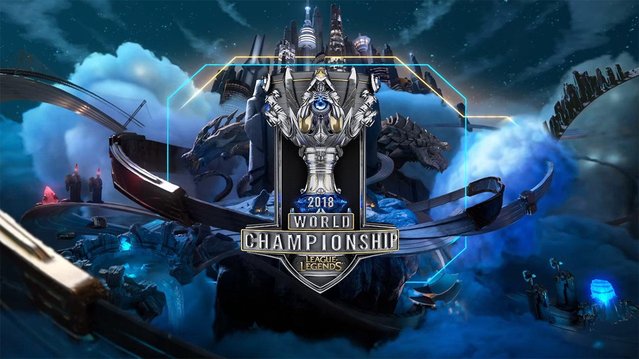 worlds 2018 championship