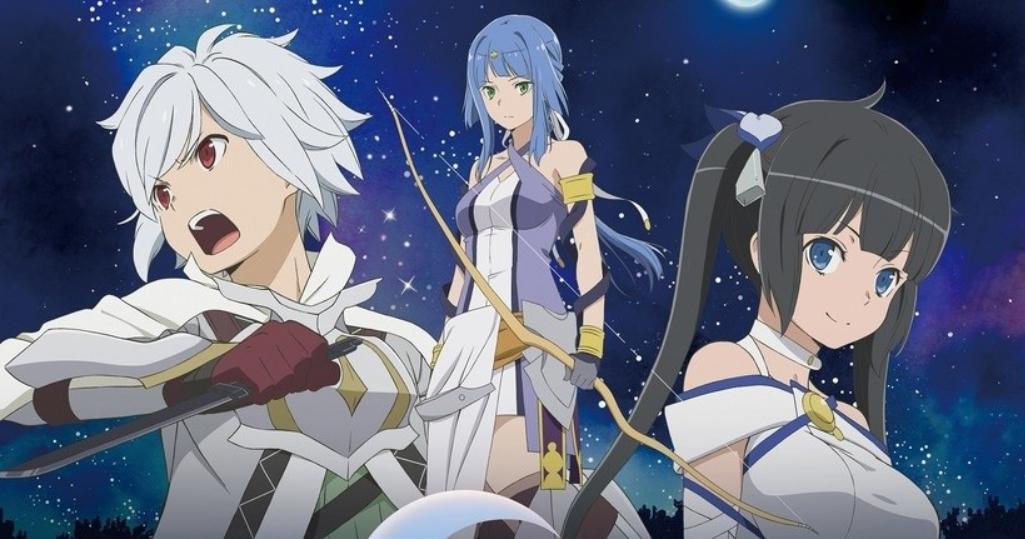 le-film-de-danmachi-annonce-pour-2019-au-japon