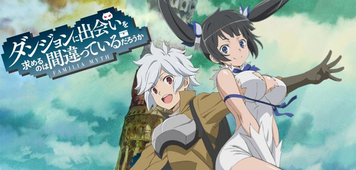 un-film-danimation-et-une-deuxieme-saison-de-lanime-danmachi