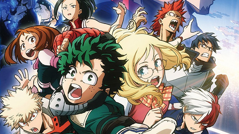 un-2e-film-danimation-de-my-hero-academia-en-preparation