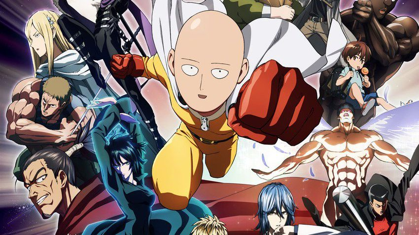 one-punch-man-saison-2-debarque-bientot