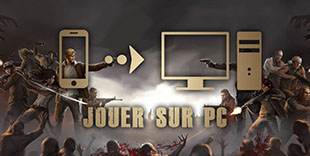 jouer sur pc à The Walking Dead Road to Survival